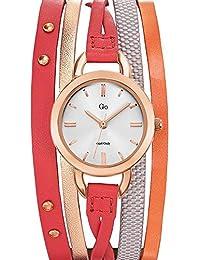 Go girl only Damen-Armbanduhr Analog Quarz Rosa 698579