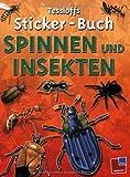 Tessloffs Sticker-Buch Spinnen und Insekten