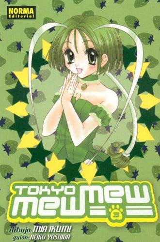 Tokyo Mew Mew 3 por Reiko Yoshida