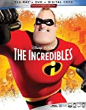 Incredibles (3 Blu-Ray) [Edizione: Stati Uniti]