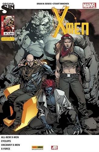 X-men 2013 20 1/2 original sin
