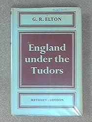 ENGLAND UNDER THE TUDORS.