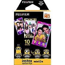 Fujifilm Instax Mini MINION film M3 -Película fotográfica (10 unidades), color estilo