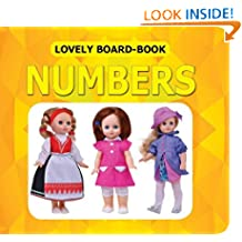 Lovely Board Books - Numbers