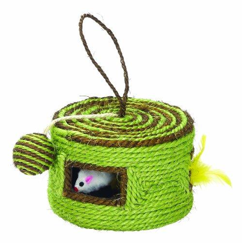 Bobby Gryeke Katzenspielzeug Yeke, grün