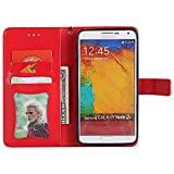 from Girlyard Wallet Case for LG G6,Girlyard Premium Soft PU Leather Wallet Embossed Florals Design with Wrist Strip Stand Function Flip Case Shockproof Protective Skin Cover for LG G6-Red