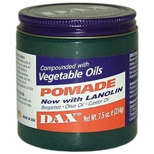 dax pommade enrichie en huile de bergamote d 39 olive et de ricin pour cheveux secs et cassants. Black Bedroom Furniture Sets. Home Design Ideas