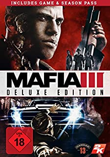 Mafia III Deluxe Edition [PC Code - Steam] (B01GIR8BFE) | Amazon price tracker / tracking, Amazon price history charts, Amazon price watches, Amazon price drop alerts