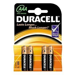 Duracell AAA-Batterien, Einheitsgröße, 2 Stück