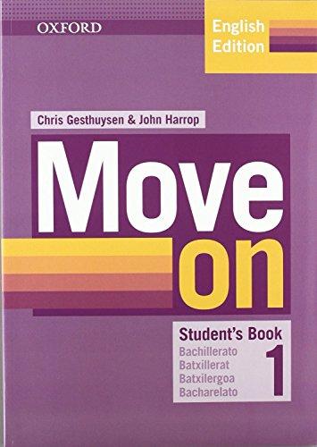 Move On 1. Student's Book + Oral Skills Companion - 9780194746847