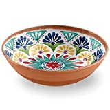Epicurean Rio Medallion Large Salad Bowl