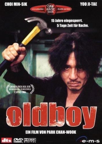 Bild von Oldboy (Einzel-DVD)