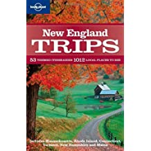 New England Trips (Regional Travel Guide) by Ray Bartlett (2009-02-15)