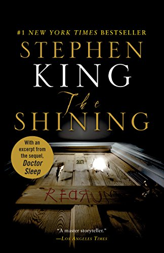 Book cover for The Shining