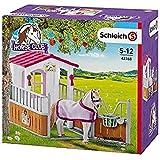"""Schleich 42368 """"Pferdebox mit Lusitano Stute"""" Spielzeug"""
