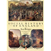 A SOCIAL HISTORY OF ENGLAND.