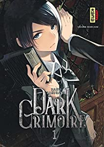 Dark grimoire Edition simple Tome 1