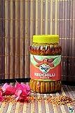 #10: Meghdoot(khadi) Red chilli pickle(bharwa) (500 grams)