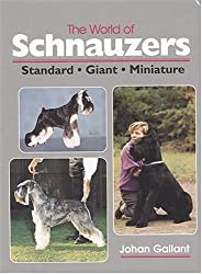 The World of Schnauzers: Standard, Giant, Miniature