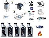 Kit filtri tagliando UFI + 4 Litri Olio 5W30