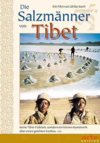 Preisvergleich Produktbild Die Salzmänner von Tibet,  1 DVD,  tibetische Originalfassung m. Untertitel