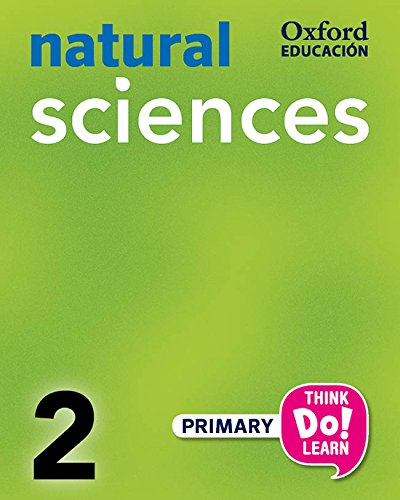 Pack Natural Science Mad. Primary 2. Student's Book (+ CD + Stories) (Think Do Learn) - 9788467392319