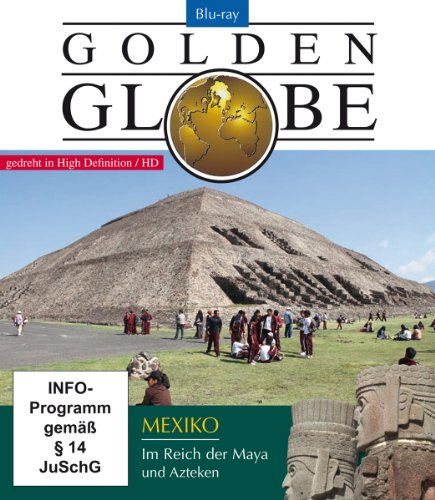 Mexiko - Golden Globe [Blu-ray]