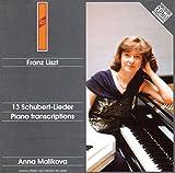 Franz Liszt: 13 Schubert-Lieder - Trascrizioni per pianoforte -