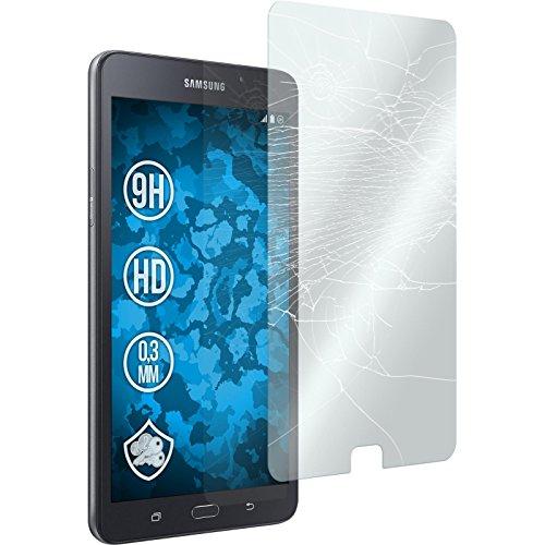 Preisvergleich Produktbild PhoneNatic 1 x Glas-Folie klar kompatibel mit Samsung Galaxy Tab A 7.0 2016 (T280) - Panzerglas für Galaxy Tab A 7.0 2016 (T280)