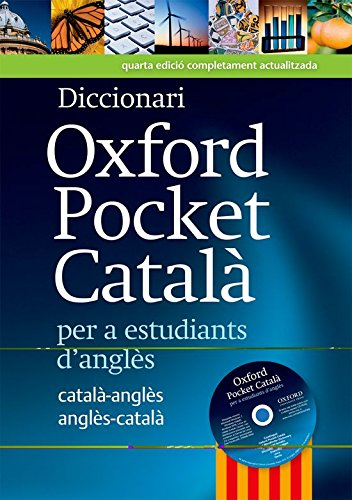 Diccionari Oxford Pocket Català Per A Estudiants D'Angles. Català-Anglès/Anglès-Català (Diccionario Oxford Pocket) - 9780194419284 por Varios Autores