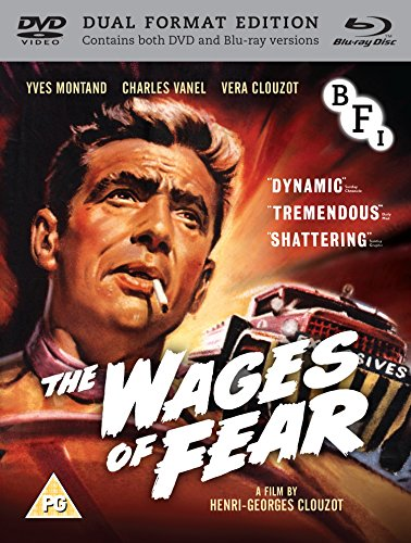 The Wages of Fear (DVD + Blu-ray...