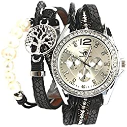 Michael John Double - Watch Tower Rhinestone Oda