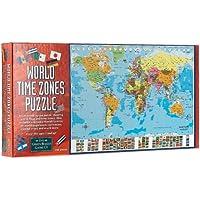 World Time Zone Puzzle 140pcs