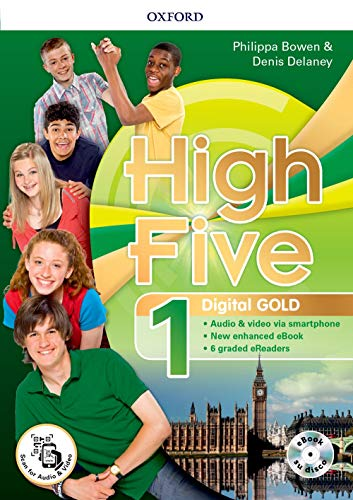 High five. Digital gold. Per la Scuola media. Con e-book. Con espansione online: 1