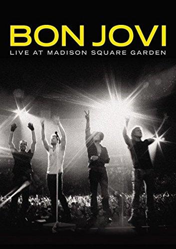 Bon Jovi - Live at Madison Square Garden [Blu-ray]