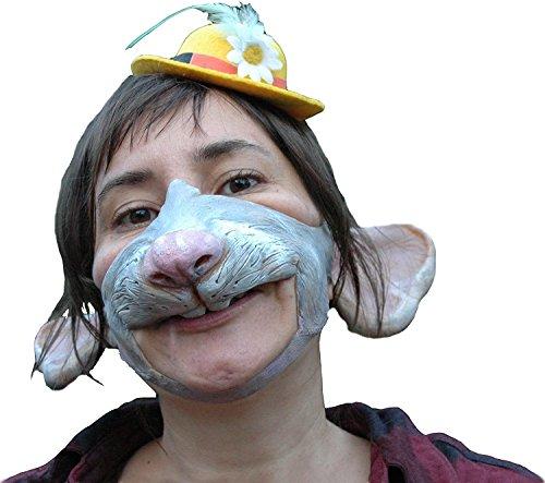 Prinzessin Yersinia Partymaske
