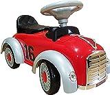 GDToys  Rutscher Drive Fun Car Rutschauto Rutscher Bobby Car Lauflernhilfe Lauflernwagen Kinderfahrzeuge! (Rot)