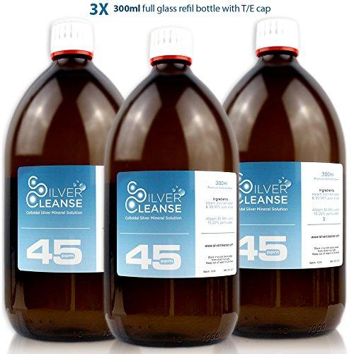 silvercleanse-colloidal-silver-45ppm-triple-pack-3x-300ml-full-glass-bottles-t-e-cap