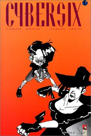 Cybersix, tome 8