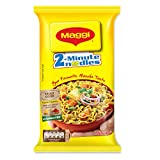 Maggi 2-minute Instant Noodles, Masala - 140g Pouch