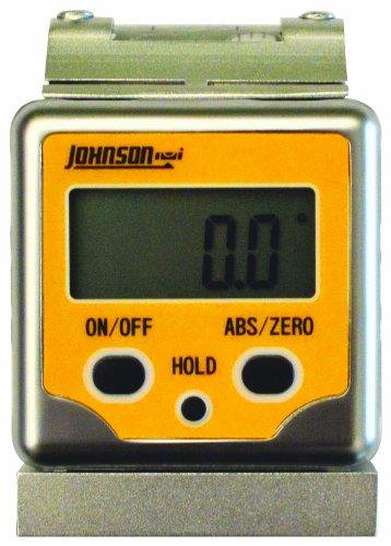 Johnson Level & Tool 1886–0400magnetisch Digital Winkel Locator (Locator Digitale)