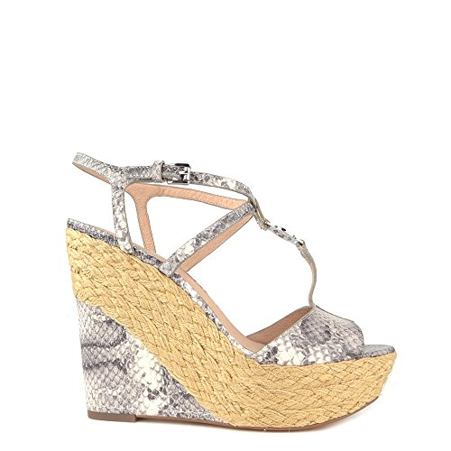 MICHAEL by Michael Kors Chaussures Bethany Sandales Femme Gris