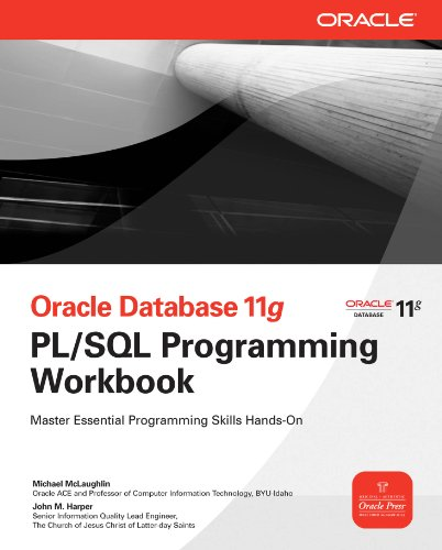 Oracle database 11g pl/sql programming workbook (oracle press) (english edition)
