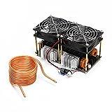 Ladicha Zvs 1800W 12V-48V 40A Ad Alta Frequenza Macchina Di Riscaldamento A Induzione Senza Rubinetto