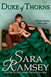 Duke of Thorns (Heiress Games Book 1) (English Edition)