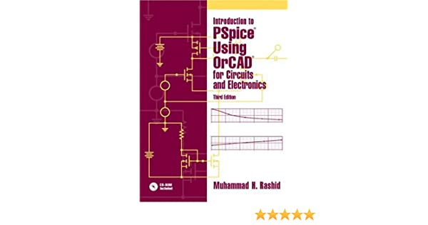 buy introduction to pspice using orcad for circuits and electronics rh amazon in