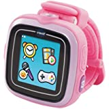"VTech Kidizoom - SmartWatch infantil (128 MB, pantalla de 1.44"", resolution:128 x 128 pixeles), color rosa - versión inglesa"