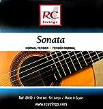 Caprice SL Royal Classics Sonata Jeu de cordes pour guitare Tension dure