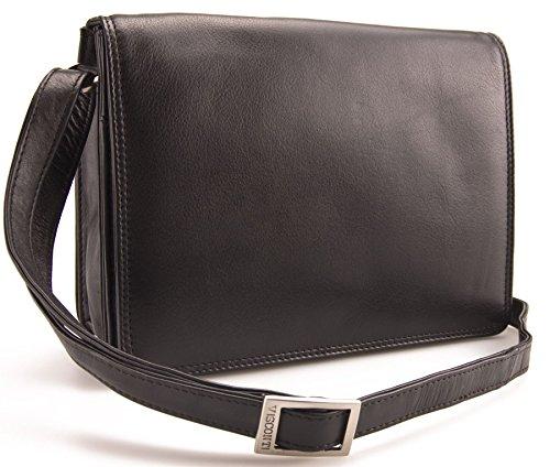 Visconti Atlantic - Petit sac à bandoulière - pour femme - en cuir souple véritable - KARA # 02751