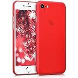 kwmobile Ultra Slim Case Hülle für Apple iPhone 7 - schmale Schutzhülle Cover in Dunkelrot